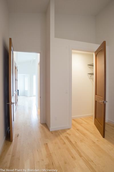 Bedroom #2, closet