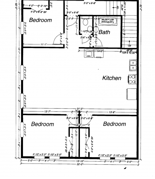 Pawn Shop C floor plan
